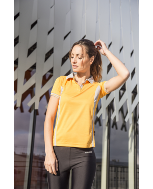 QUICK DRY SPORT POLO WOMEN PK106